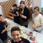 Weihnachtsbäckerei im Südviertel 2017